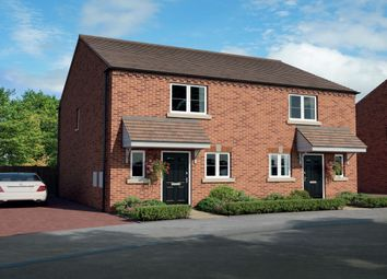 Thumbnail 2 bed semi-detached house for sale in Orchard Place Pershore Road, Hampton, Evesham