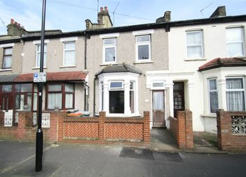 Thumbnail 3 bedroom terraced house to rent in Hall Road, East Ham, London
