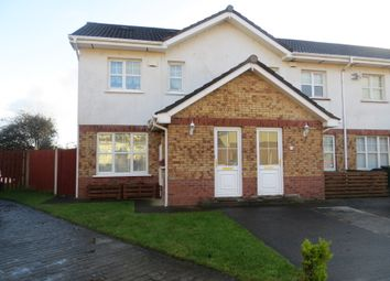 Thumbnail 2 bed end terrace house for sale in 12 Grange Walk, Stamullen, Meath