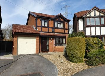 Thumbnail 3 bedroom detached house to rent in Sherborne Close, Radcliffe, Manchester