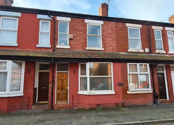 Thumbnail 3 bed terraced house to rent in Albemarle Street, Manchester
