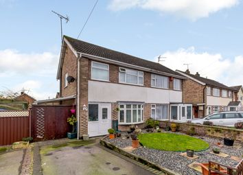 Thumbnail 3 bed semi-detached house for sale in Oak Road, Leicester, Leicestershire