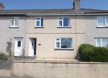 Thumbnail 4 bed terraced house for sale in Parciau, Mynytho, Gwynedd