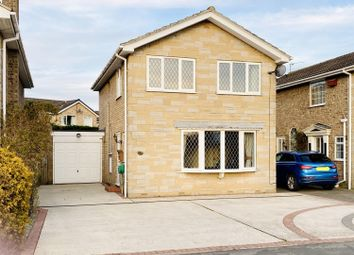 Thumbnail 4 bed detached house for sale in Eastfield Avenue, Haxby, York