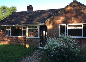 Thumbnail 3 bed detached bungalow to rent in Church Street, Great Bedwyn, Marlborough