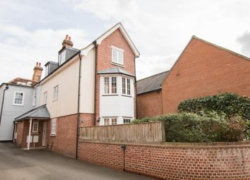 Thumbnail 4 bed town house for sale in Raynhams, High Street, Saffron Walden