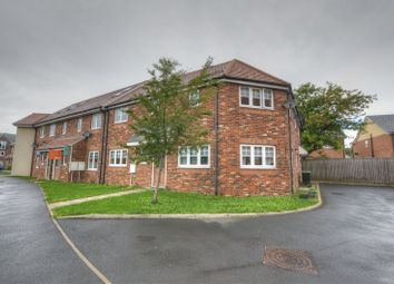 Thumbnail 3 bed end terrace house for sale in Alnmouth Court, North Fenham, Newcastle Upon Tyne
