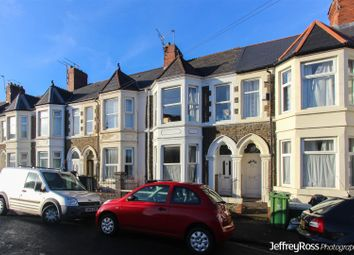 Thumbnail 6 bed property to rent in Malefant Street, Roath, Cardiff