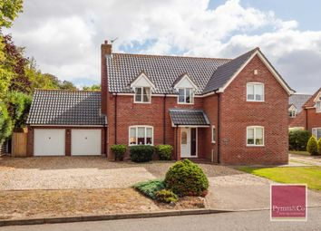4 bed detached house for sale in Broadland Views, Burnt House Road, Cantley, Norwich NR13