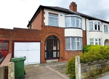 3 bed semi-detached house for sale in Green Road, Dudley DY2