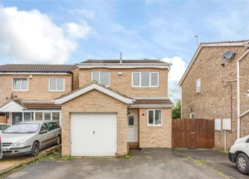 Thumbnail 3 bed detached house for sale in Bassett Close, Selby