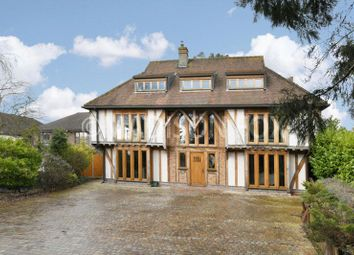 Thumbnail 5 bed detached house to rent in Traps Hill, Loughton, Essex