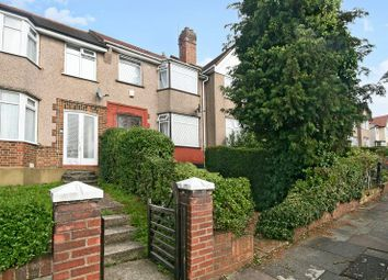 Thumbnail 3 bed terraced house for sale in Northwood Gardens, Sudbury Hill, Harrow