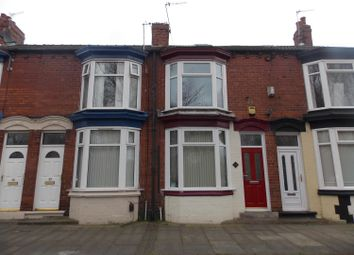 Thumbnail 2 bed terraced house for sale in Alphonsus St, Middlesbrough
