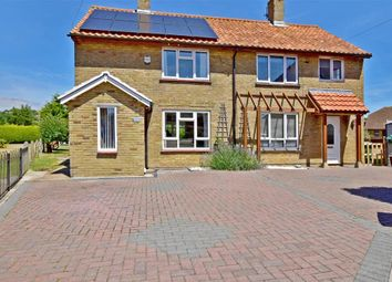 Thumbnail 2 bed semi-detached house for sale in Wakefield Way, Hythe, Kent