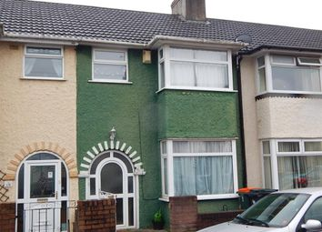 Thumbnail 3 bed terraced house to rent in Margaret Avenue, Newport