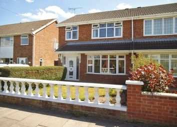 Thumbnail 3 bed semi-detached house to rent in St. Nicholas Drive, Grimsby