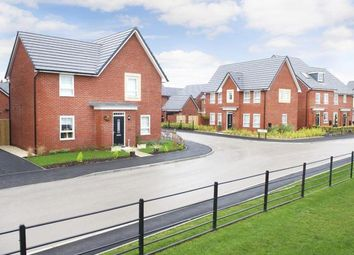 "Thumbnail 4 bedroom detached house for sale in ""Alderney"" at Texan Close, Warton, Preston"