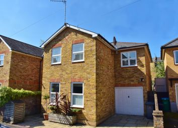 Thumbnail 3 bed detached house for sale in Railway Road, Teddington