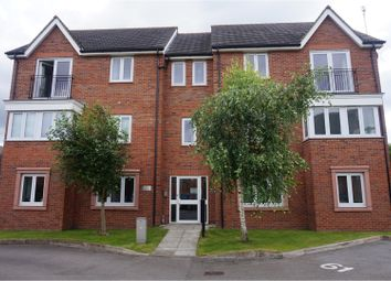Thumbnail 2 bed flat for sale in 6 Rosefinch Road, Altrincham