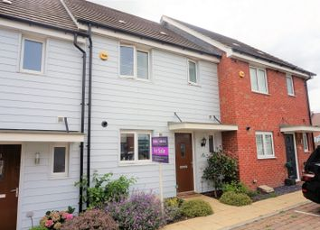 Thumbnail 3 bedroom terraced house for sale in Meldon View, Dartford