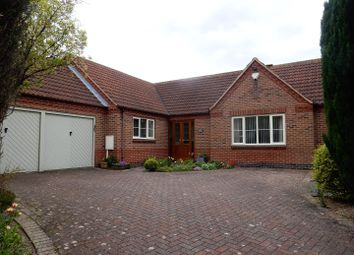 Thumbnail 3 bed detached bungalow for sale in Badgers Chase, Retford
