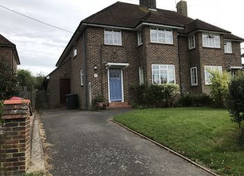 Thumbnail 5 bed semi-detached house to rent in Lewes Road, Horsted Keynes