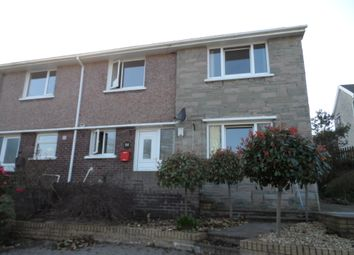 Thumbnail 3 bed semi-detached house to rent in Heol Coed Leyshon, Coytrahen