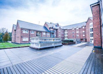 Thumbnail 1 bed flat to rent in Dunlop Street, Warrington