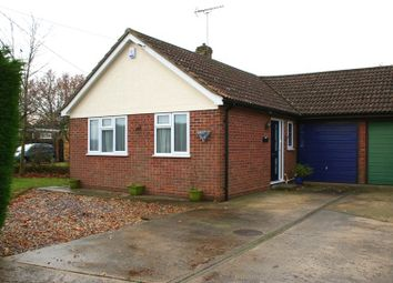 Thumbnail 2 bed detached bungalow for sale in Mill Lane, Weeley Heath, Clacton-On-Sea