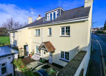 Thumbnail 3 bed detached house for sale in Old Exeter Road, Newton Abbot