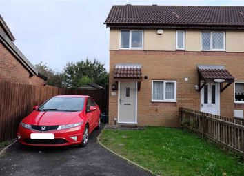 Thumbnail 2 bed end terrace house for sale in Greenacres, Barry, Vale Of Glamorgan