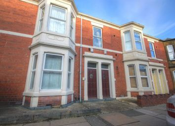 Thumbnail 5 bed flat to rent in Hazelwood Avenue, Jesmond, Newcastle Upon Tyne