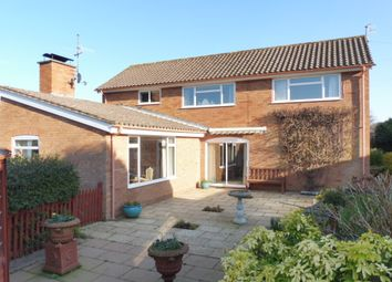 Thumbnail 3 bed detached house for sale in Parkhouse Road, Minehead