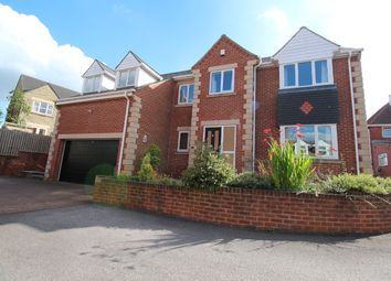 Thumbnail 5 bed detached house for sale in Scholes View, Thorpe Hesley