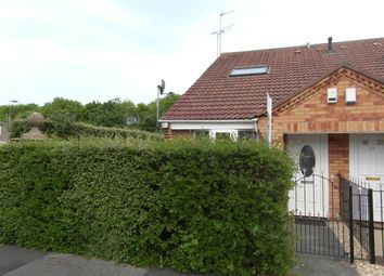 Thumbnail 1 bed bungalow for sale in Drybeck Court, Cramlington