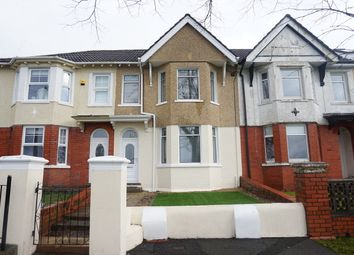 Thumbnail 3 bed terraced house for sale in West View Crescent, Oakdale, Blackwood