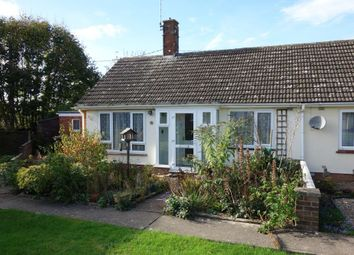 Thumbnail 2 bed semi-detached bungalow for sale in Parry Close, Halesworth