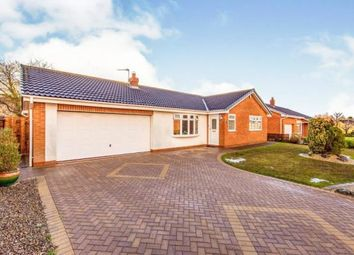 Thumbnail 3 bed bungalow for sale in Mortain Close, Yarm, Durham
