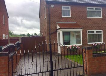 Thumbnail 3 bed semi-detached house for sale in Foxfield Road, Manchester, Greater Manchester