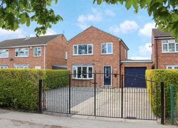 Thumbnail 3 bed detached house for sale in New Lane, Huntington, York