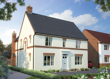 "Thumbnail 5 bedroom detached house for sale in ""The Ansell"" at Beancroft Road, Marston Moretaine, Bedford"