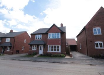 Thumbnail 4 bed detached house for sale in Forest Edge, Cuddington, Northwich