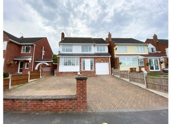 Thumbnail 4 bed detached house for sale in Sandstone Drive, Newton, West Kirby, Wirral