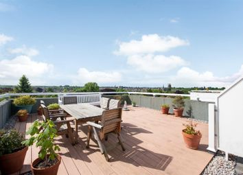 Thumbnail 3 bed flat for sale in Newbold Terrace, Leamington Spa, Warwickshire