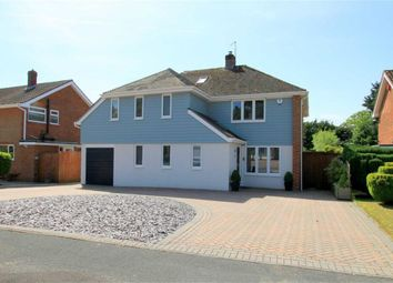 Thumbnail 5 bed detached house for sale in Holmhurst Avenue, Highcliffe, Christchurch, Dorset