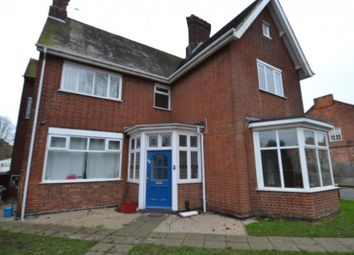 Thumbnail 2 bed flat to rent in London Road, Coalville, Leicestershire