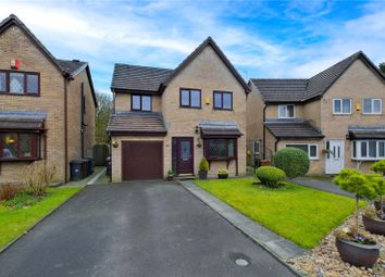 Thumbnail 4 bed detached house for sale in Icconhurst Close, Baxenden