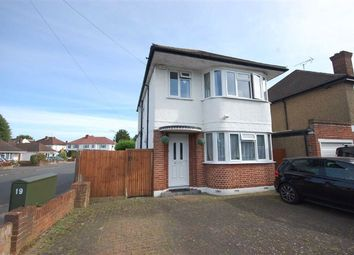 Thumbnail 3 bed detached house to rent in Abbotsbury Gardens, Eastcote, Pinner