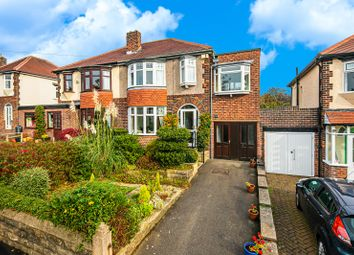 Thumbnail 4 bed semi-detached house for sale in Lydgate Hall Crescent, Sheffield